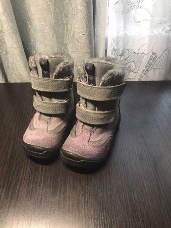 Продам зимние ботинки Ecco. Сапоги