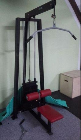 Maszyna Wyciag gorny pulse stos zwiekszony 130kg jak hes olymp