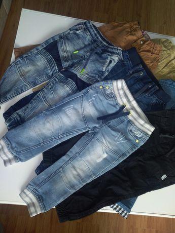 7 par spodni w rozmiarze 98/104cm