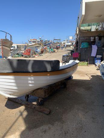 Barco riamar em excelente estado