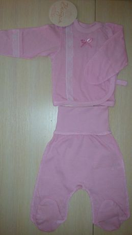 Нарядный костюмчик костюм маловесному недоношенному ребенку 50р
