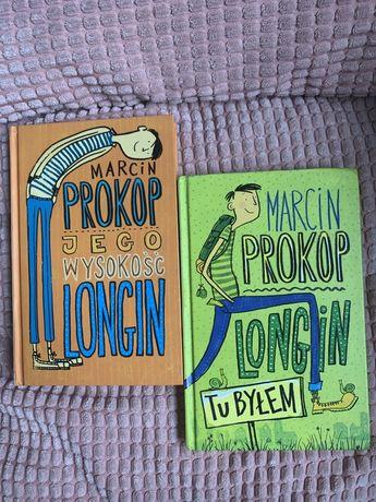 LONGIN Marcin Prokop - II czesci