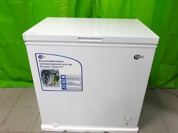 Морозильная камера НОВАЯ  Smart  200 литров двух режимная ГАРАНТИЯ 1 г