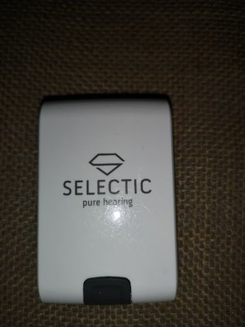 Aparat słuchowy Selectic HD2-50 beżowy lewy