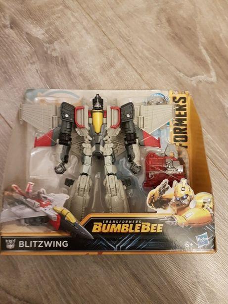 Transformers Bumblebee Energon Samolot Blitzwing