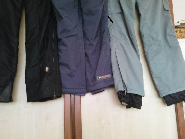 spodnie narciarskie S/M 3 kolory, kurtka od 50zł