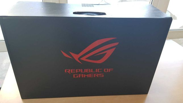 Игровой ноутбук ASUS ROG G533QS (R9 5900HX/32ГБ/SSD1ТБ/RTX3080 8ГБ)
