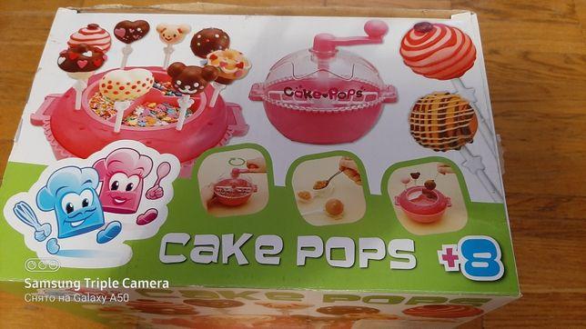 Набор для лепки пироженок  cook & chef