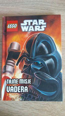 Książka Lego STAR WARS Tajne misje Vadera