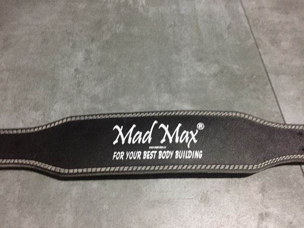 Pas treningowy Mad Max