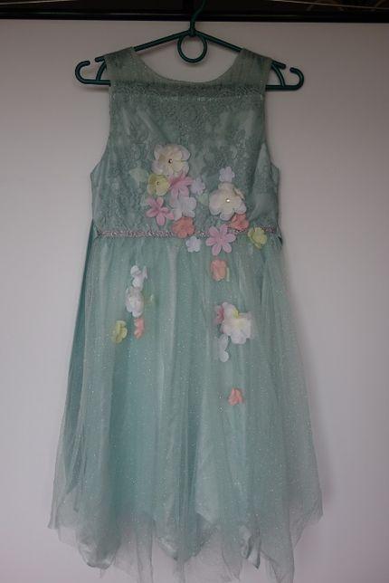 Праздничное детское платье для девочки