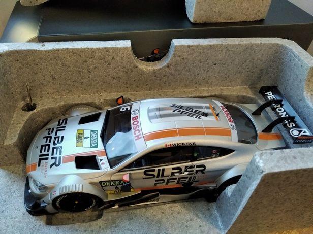 Mercedes AMG C63 DTM #6 AutoCult 1:18
