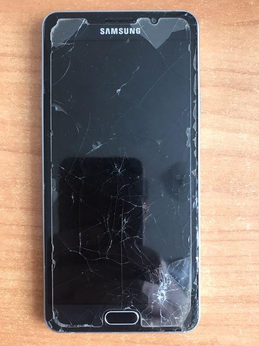 Samsung A7 2016 под восстановление или на запчасти Днепр - изображение 1