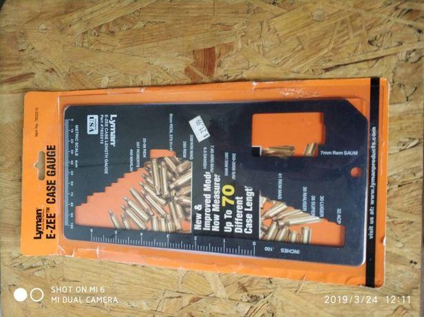 Инструмент для измерения длинны гильзы Lyman E-Zee case gauge