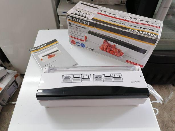 Вакууматор, вакуумный упаковщик, из Германии. Silver Crest SFS 150 A2