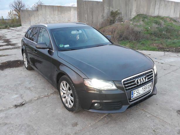 Audi a4b8 avant 2.0