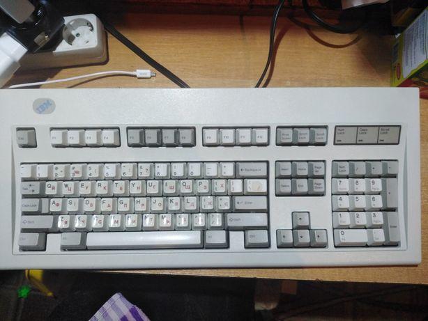 Механічна ретро клавіатура IBM model M 1993