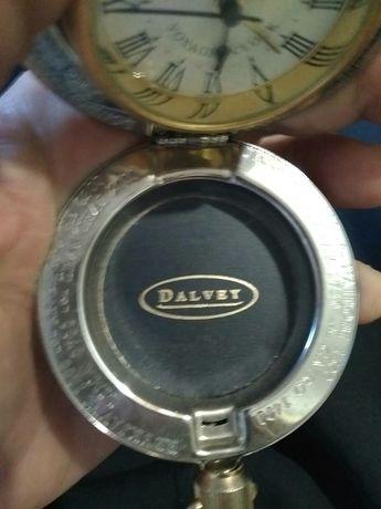 Часы дорожные Dalvey с гравировкой Самарские авиалинии
