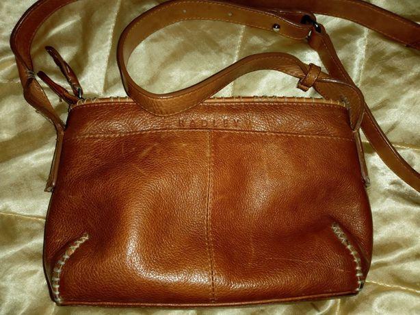 Radley наплечная планшетка сумка оригинал кожа