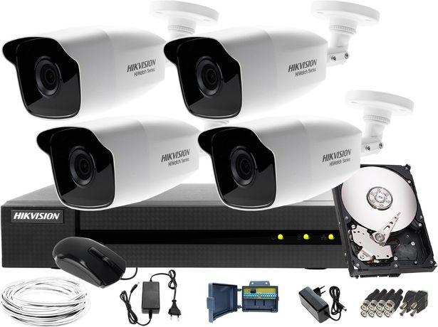 Montaż Kamer, Monitoring, Serwis IP WIFI CCTV Hikvision BCS Siedlce