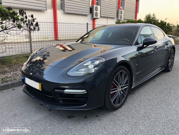 Porsche Panamera Turbo 550cv Carbon Edition