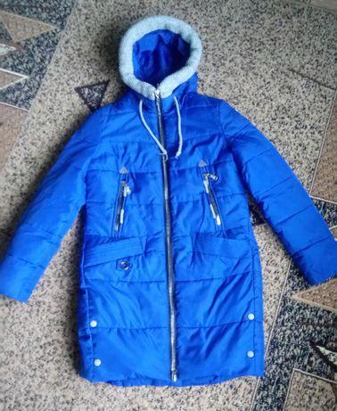 Куртка-пуховик (эко-пух)