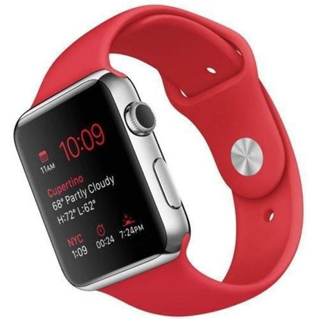 Продам Apple Watch Stainless Steel 42mm (1st Gen)