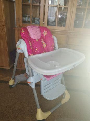 Fotelik krzesełko do karmienia Chicco