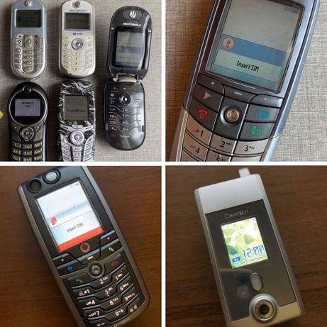 Philips, Motorola, Alcatel