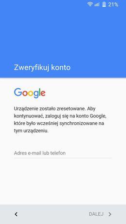 Odblokowanie telefonu, usuwanie konta GOOGLE FRP Poznań