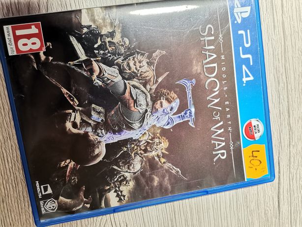 Middle of earth shadow of war ps4
