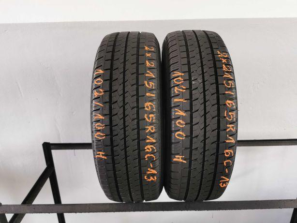 2*215/65/16c 102/100H Bridgestone Duravis R 410