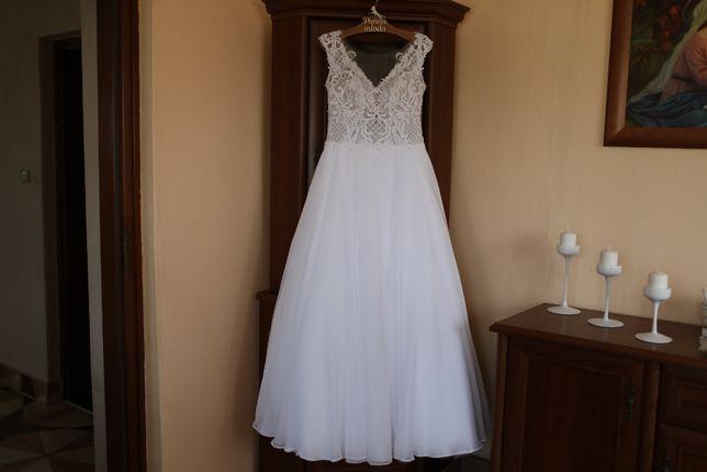 Suknia ślubna z salonu Estera - model Holly