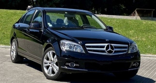 Mercedes-Benz c220 avantgard