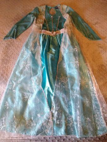 Sukienka z Krainy Lodu  Elza 128