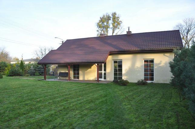 Wynajmę wyposażony dom wolnostojący: 80m2 - Gałków Mały 20 km od Łodzi