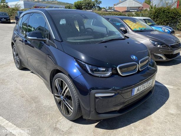 BMW i3 94 Ah +Connected Suite