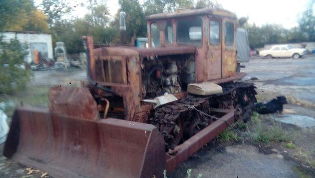 Гусеничный трактор ХТЗ Т 74
