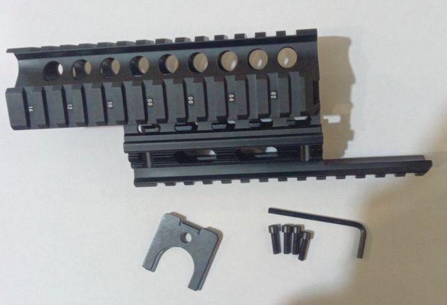 Цевье Leapers UTG MNT-T479S для АК. L 213 мм