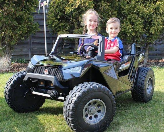 SUPER MOCNE 24V autko na akumulator CHALLENGER 4x4 dla dzieci samochód
