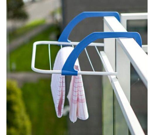 сушка для белья на батарею или балкон мобильная сьемная
