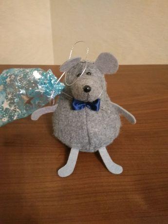 Продам мягкую игрушку крыску