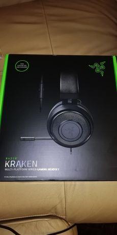 Słuchawki gamingowe RAZER KRAKEN