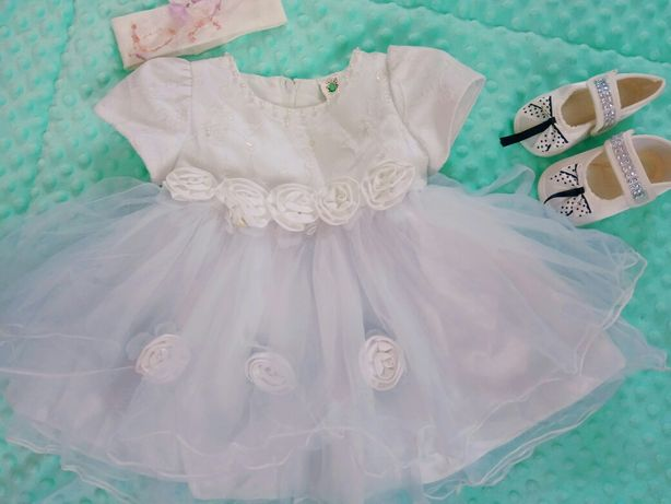 Детское праздничное платье / дитяче святкове плаття
