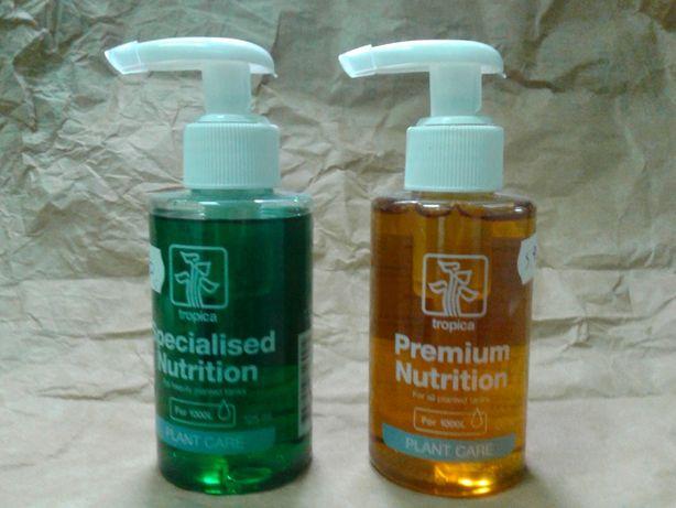 Tropica Premium e Specialised Nutrition . fertilizante planta aquática