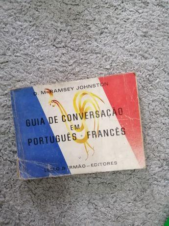 Guia De Conversação Em Português - Francês