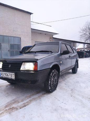 ВАЗ 2109 Латвійська