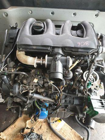 Двигун 1.9 d DW8 WJY Berlingo Partner Scudo Jumpy Expert дв8 скудо
