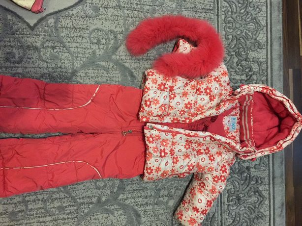 Кико костюм зимний комбинезон