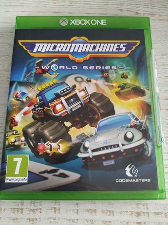 Micromachines Xbox one